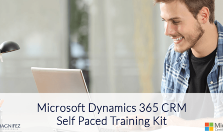 Microsoft Dynamics 365 Customer Engagement (CRM) Self placed training kit